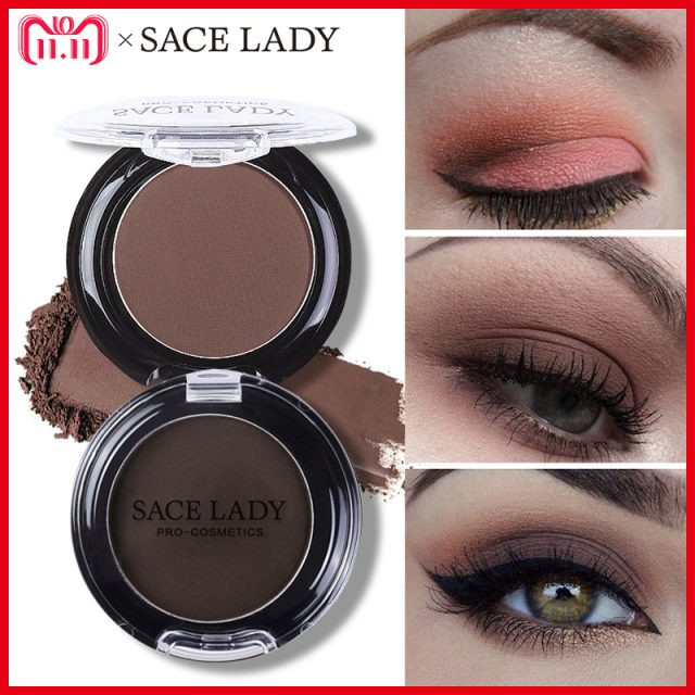 SACE LADY Natural Matte Eye Shadow Waterproof Palette 18 Colors Pigment Nude Eyeshadow Makeup  Brand Beauty Make Up Cosmetic