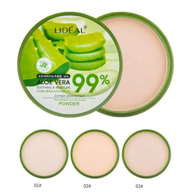 Natural Aloe Vera Pressed Foundation