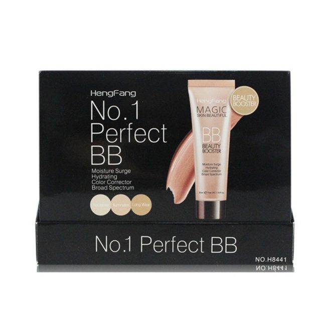 Mineral Face Foundation BB Cream